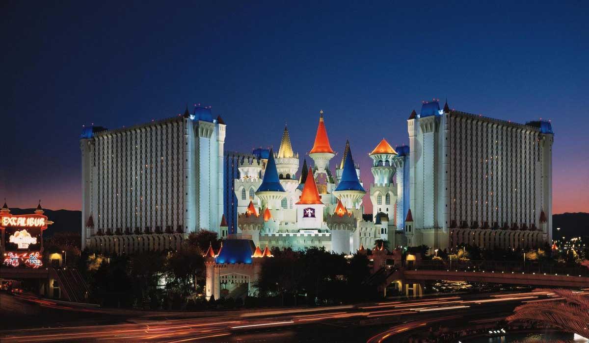 Excalibur Hotel Casino (Las Vegas) : voir 3avis et 7photos