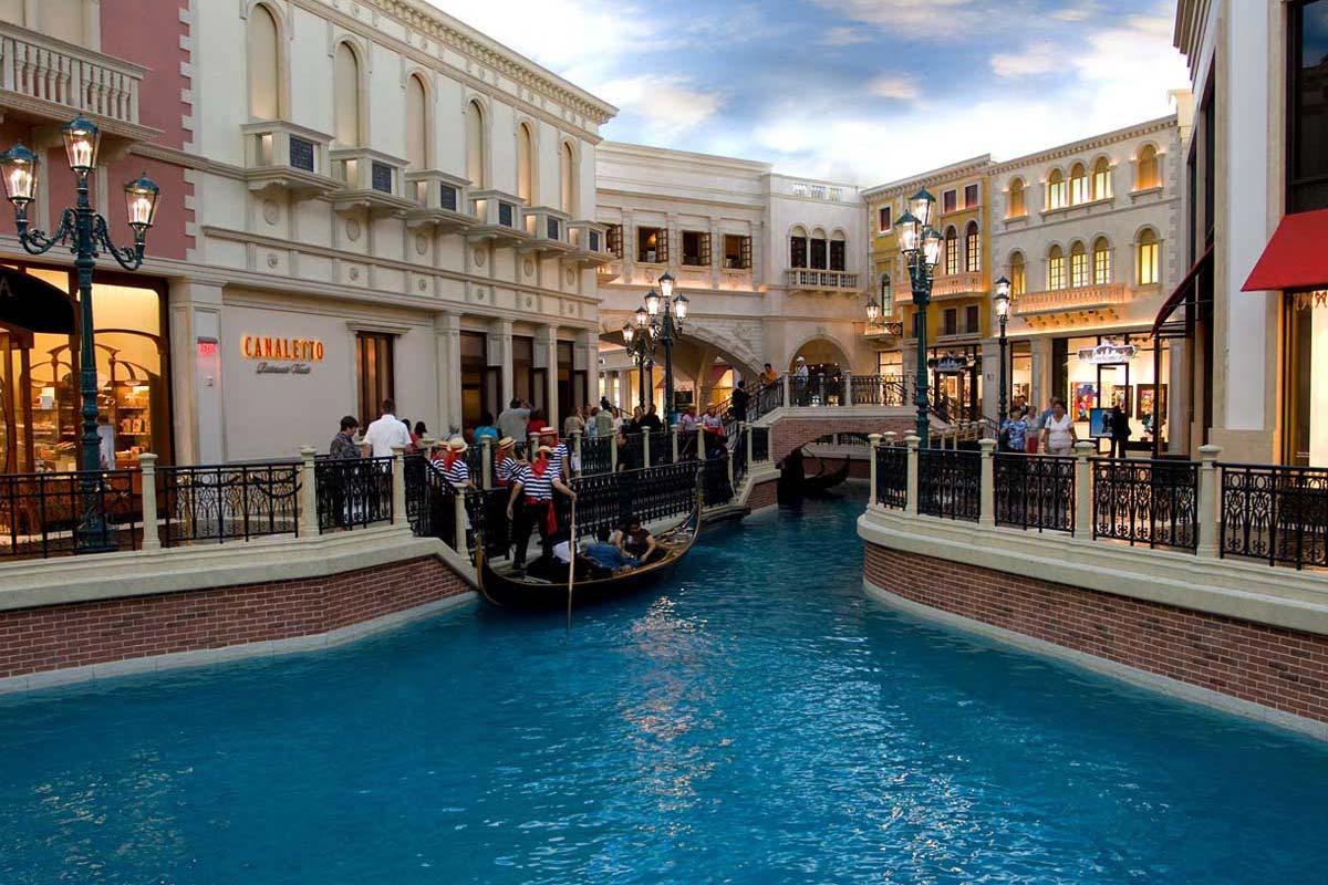 Las Vegas Excursions >> Le Venetian & le Palazzo - Las Vegas