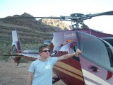 Grand Canyon West Rim Helikopter tur