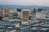 Las Vegas Strip helikoptetur Trump