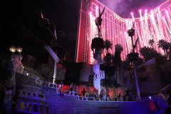 Sirens of ti Treasure Island Las Vegas Strip show