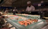 Todai sushi buffet - Las Vegas